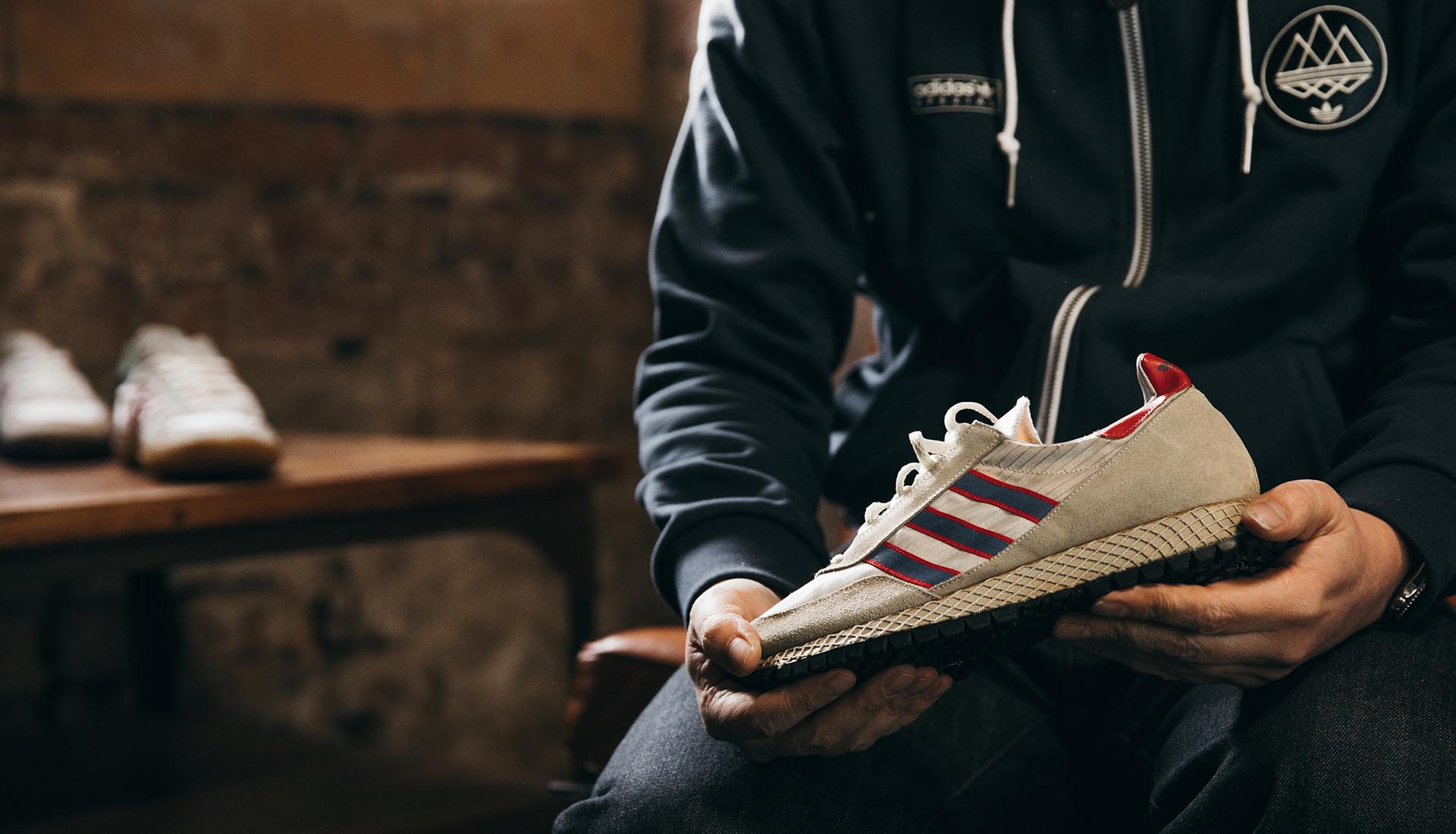 Gary Aspden Talks to END About The adidas SPZL SS18 Collection - SoccerBible . c2175d426b268