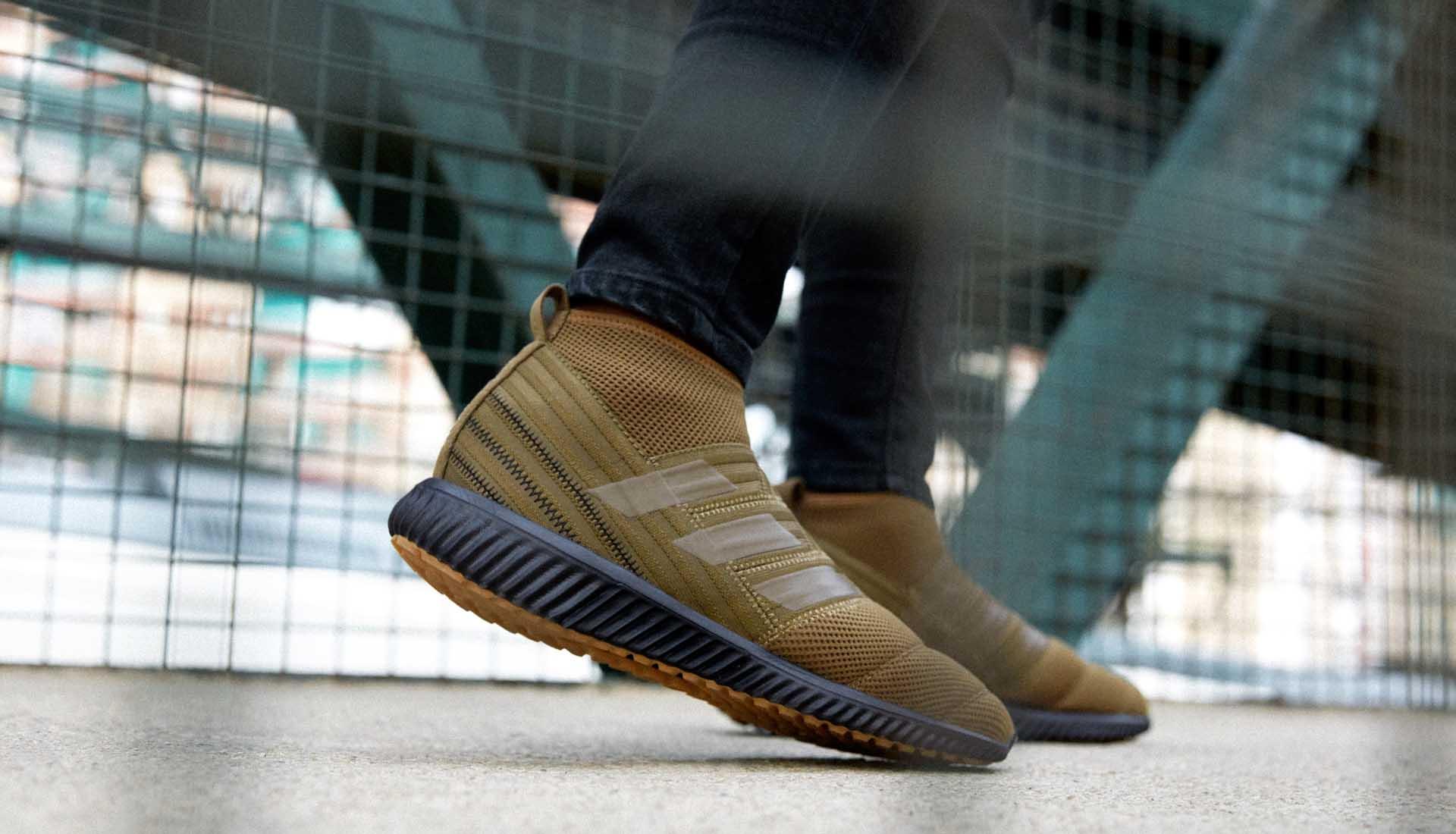 fd3f26343294 adidas Football Launch The Nemeziz TR Mid-Cut Sneakers - SoccerBible