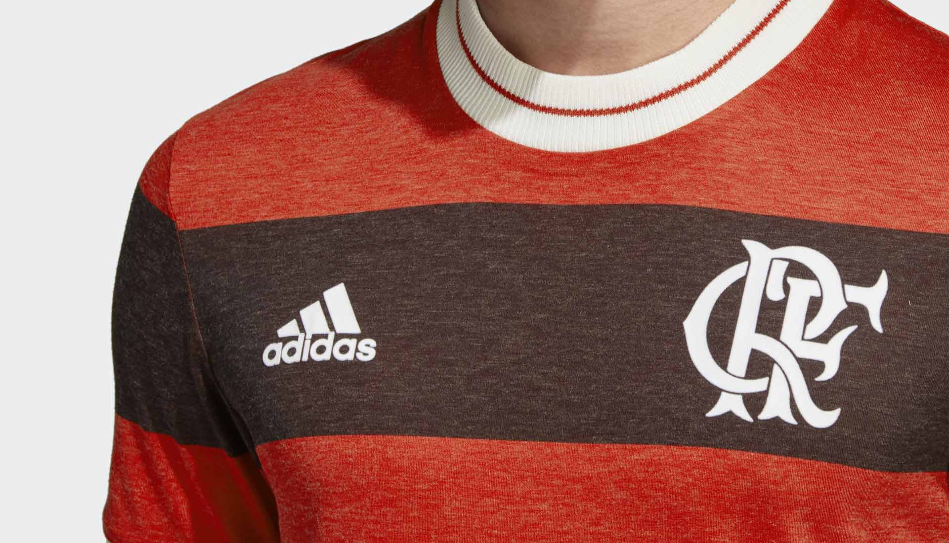 8051111f56 adidas Launch the Flamengo Icon Jersey - SoccerBible