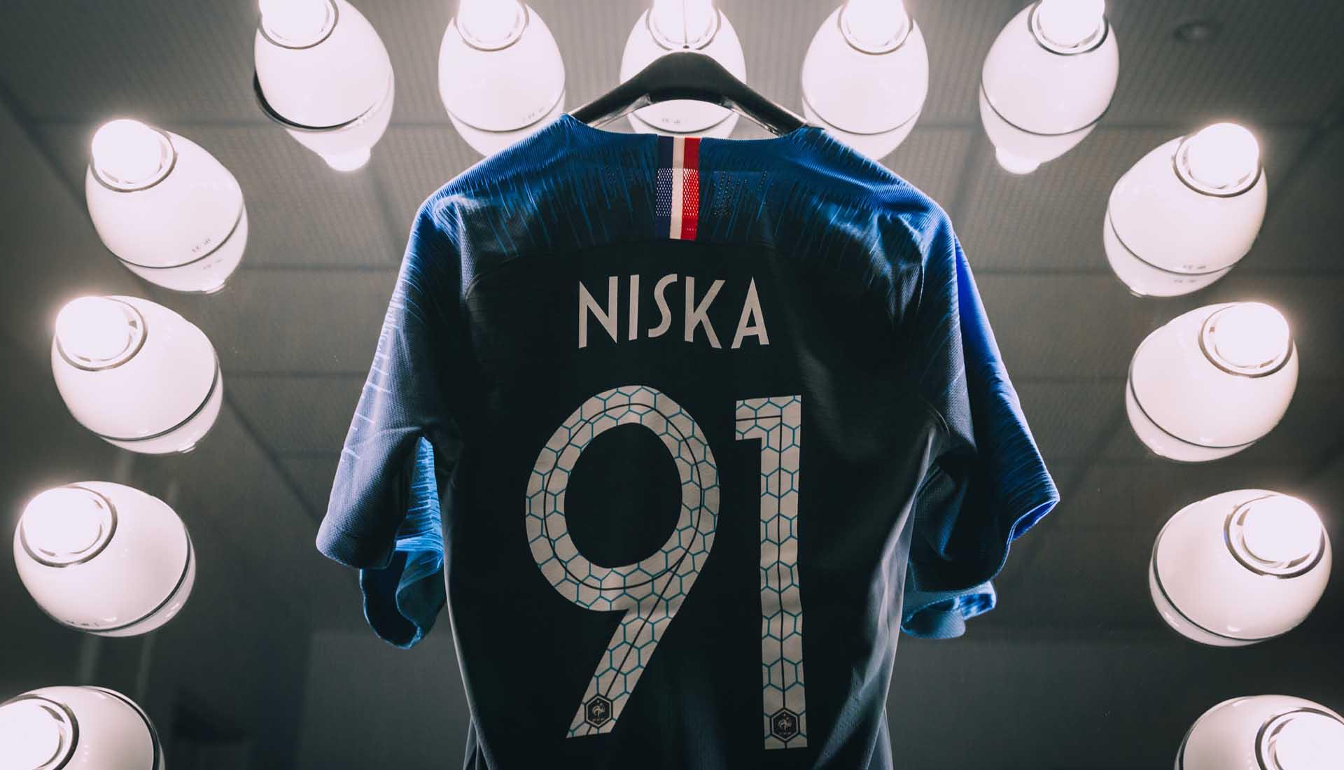 france football jersey 2018