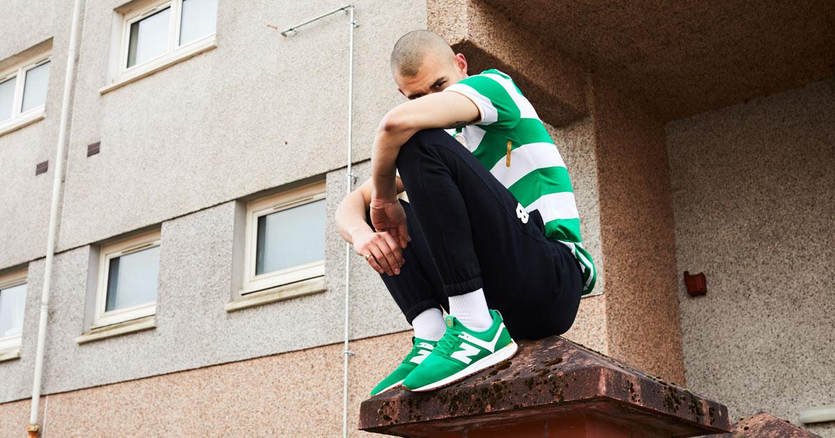 New Balance Release Celtic '247' Shoe - SoccerBible