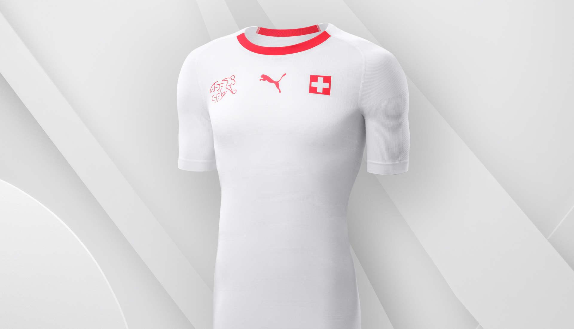 2d1114fc5 PUMA Reveal 2018 Federation Away Shirts - SoccerBible.