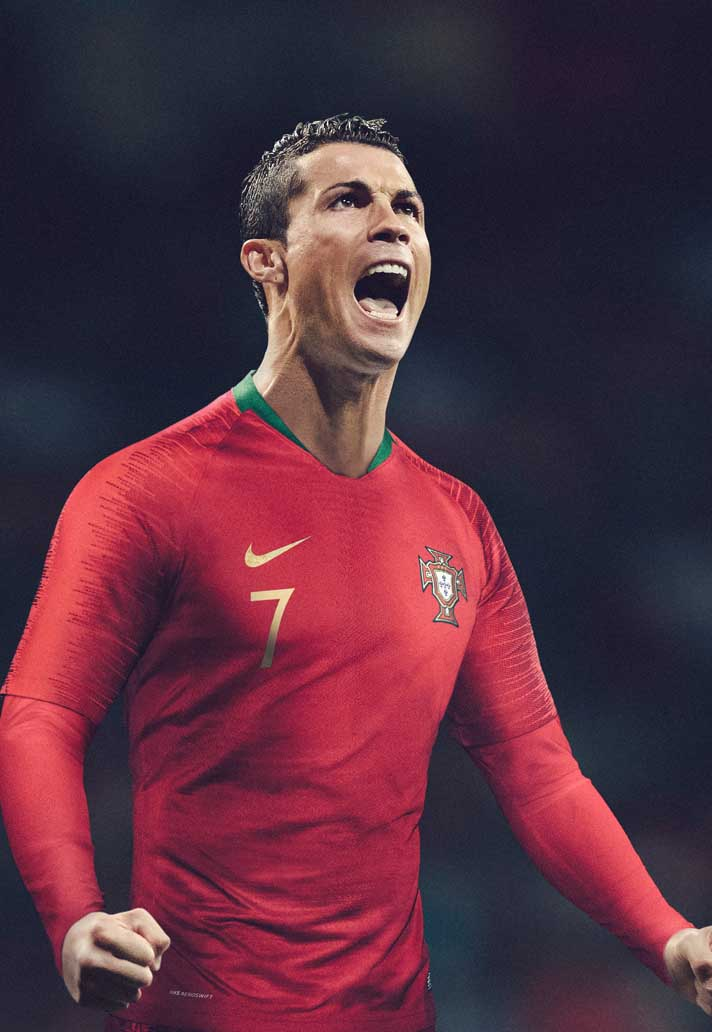 Nike Launch Portugal 2018 Home & Away Shirts - SoccerBible
