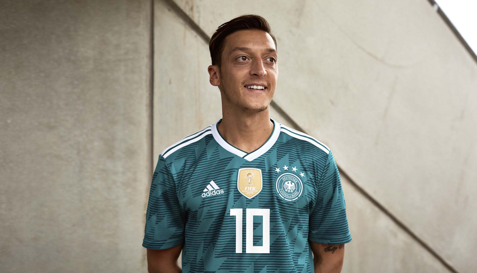 adidas Launch The Germany 2018 World Cup Away Shirt - SoccerBible 4bada66c2