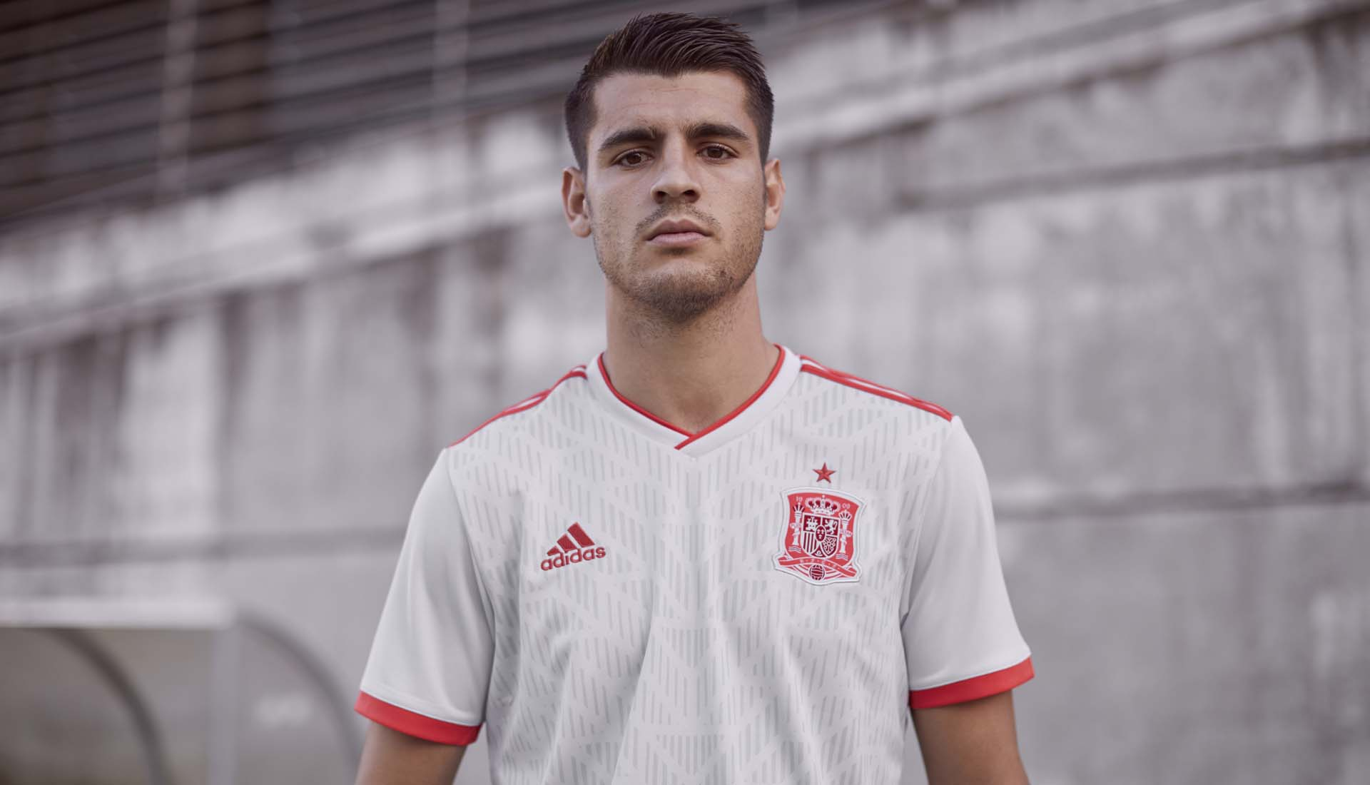 adidas Launch The Spain 2018 World Cup Away Shirt - SoccerBible 04560260e