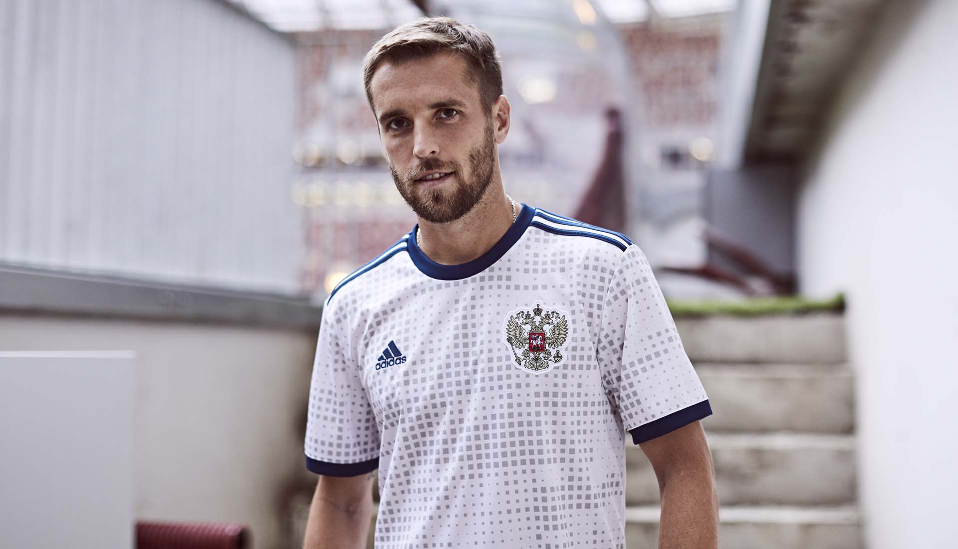 adidas Launch The Russia 2018 World Cup Away Shirt - SoccerBible e028009b5