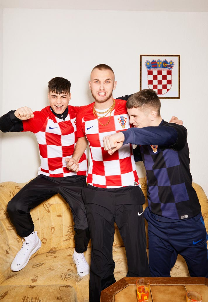 81b29d47f Nike Launch Croatia 2018 World Cup Home   Away Shirts - SoccerBible