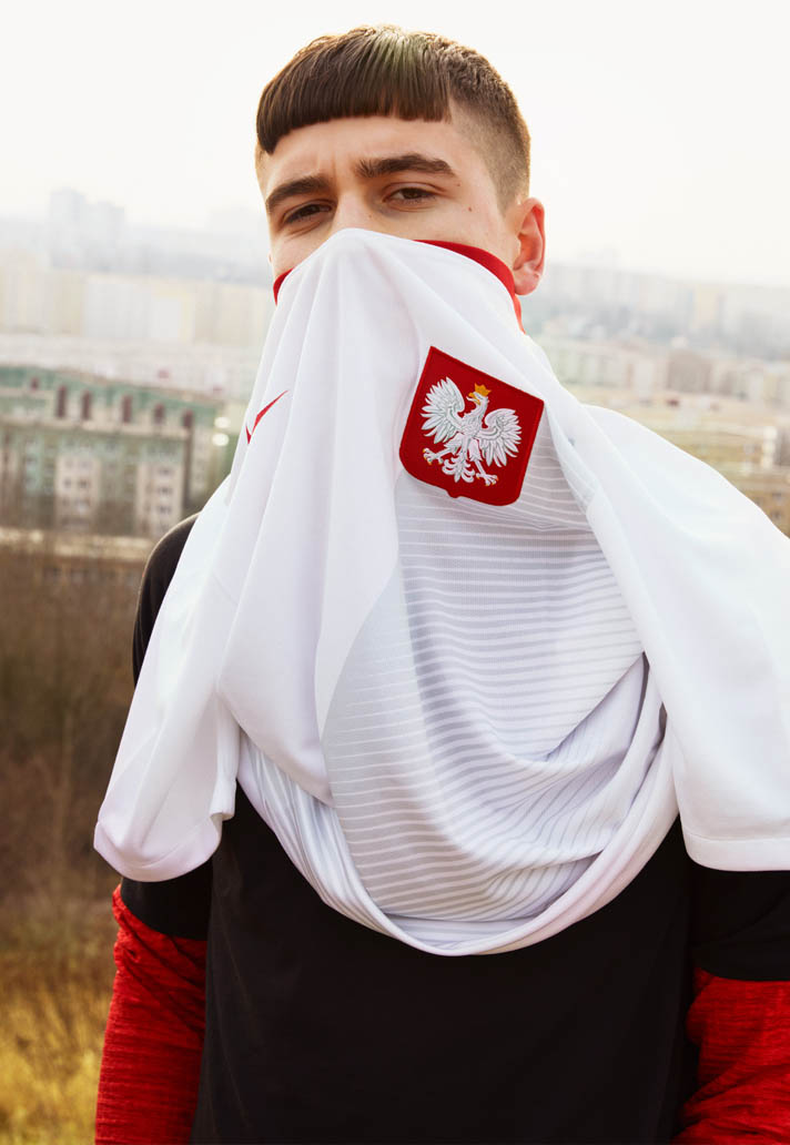 c9d58436f Nike Launch Poland 2018 World Cup Home   Away Shirts - SoccerBible