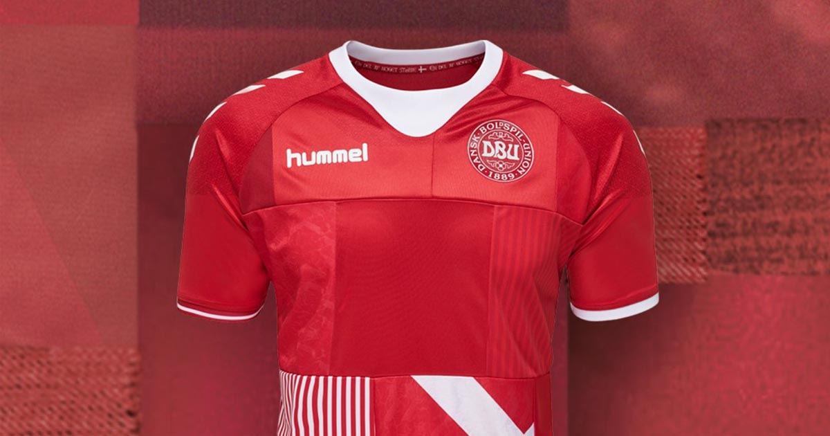 c6a88d14b9c Hummel Reveal Special Edition  Made in Denmark  Shirt - SoccerBible.