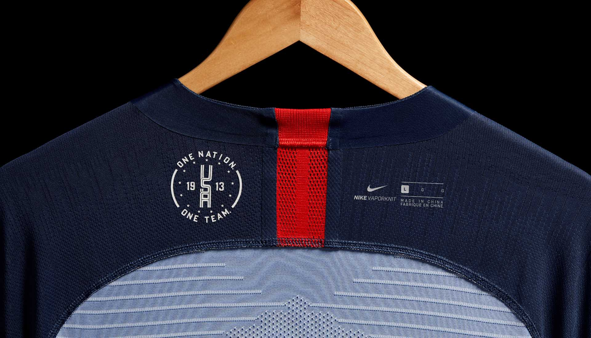new arrival 25e70 8123f Nike Launch USA 2018 Home & Away Kits - SoccerBible