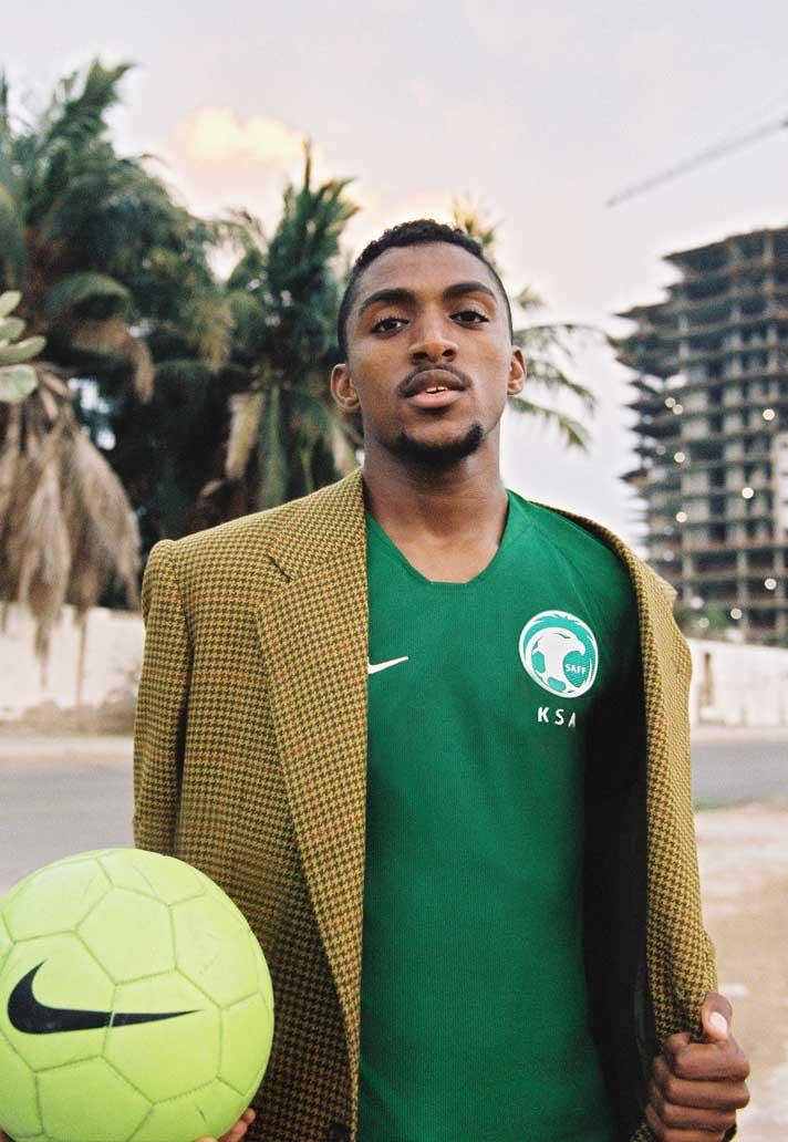 abddda99a Nike Launch Saudi Arabia 2018 World Cup Kits - SoccerBible