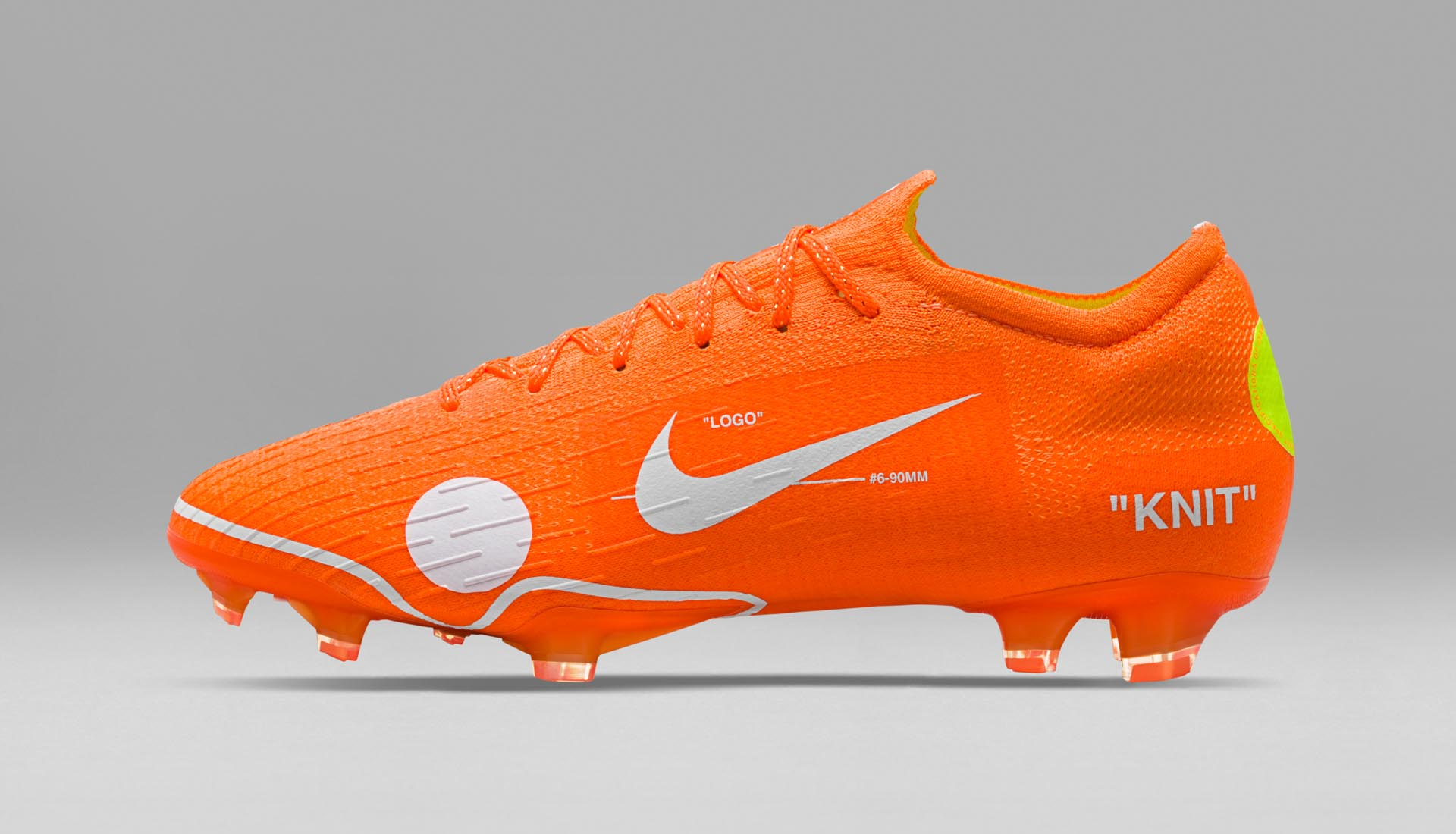 Nike x Virgil Abloh Mercurial 360