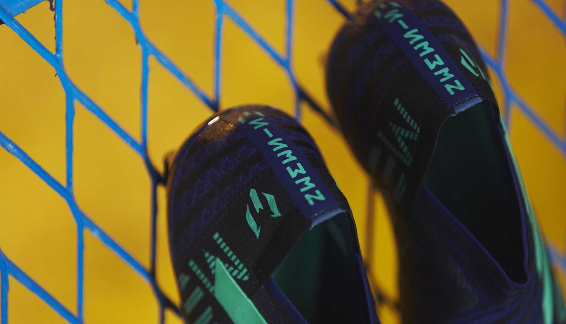 66bf00abea8 adidas Launch The Nemeziz Messi 17+