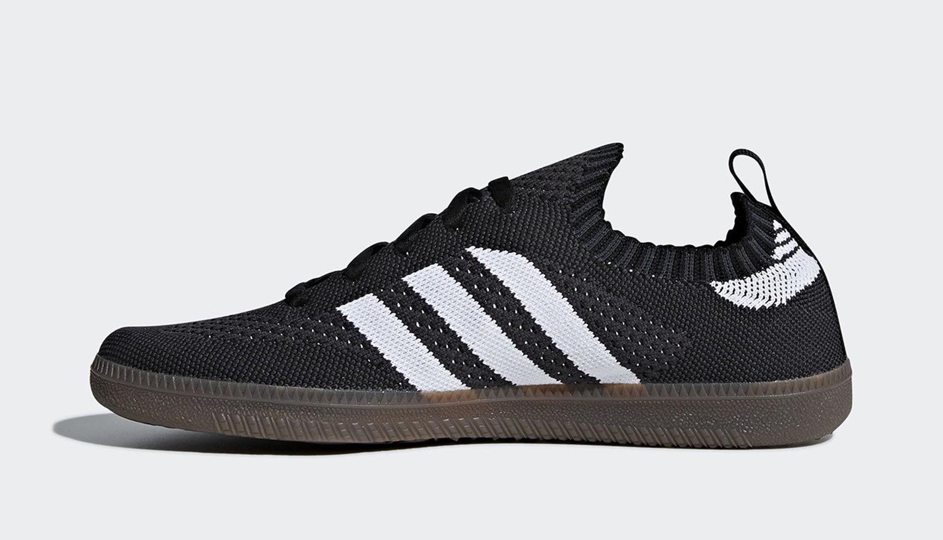 The adidas Samba Receives The Primeknit