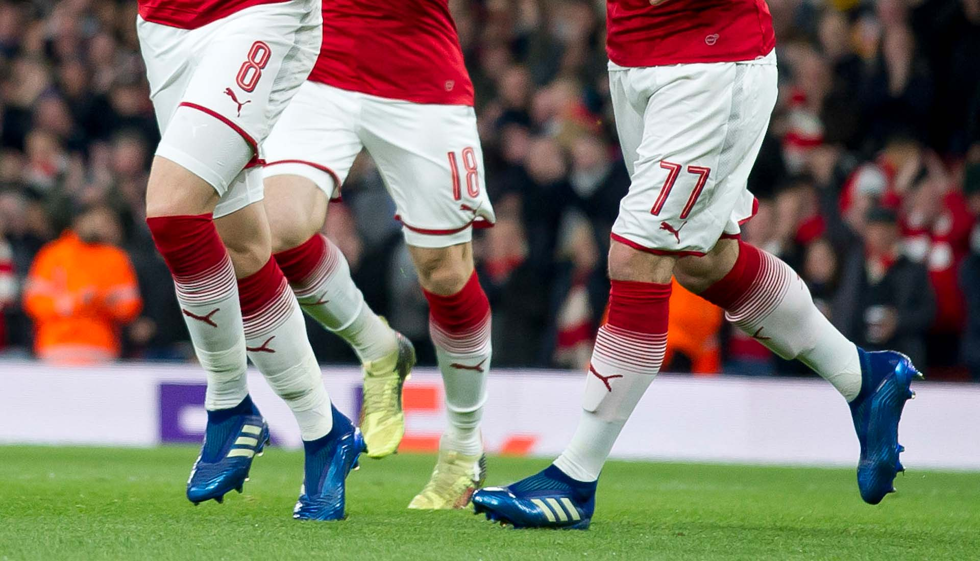 9edf8fc97 Are Arsenal In Talks With adidas Over Kit Deal? - SoccerBible