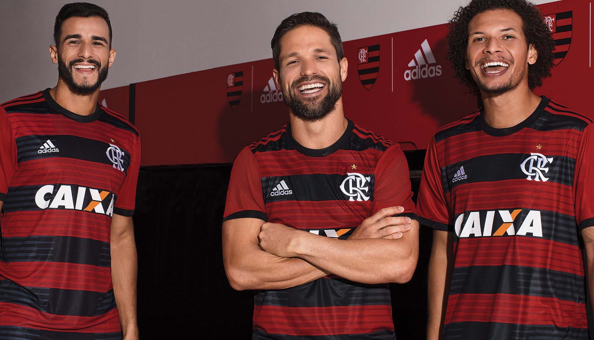 adidas Launch Flamengo 18 19 Home Shirt - SoccerBible 6c49a82a9