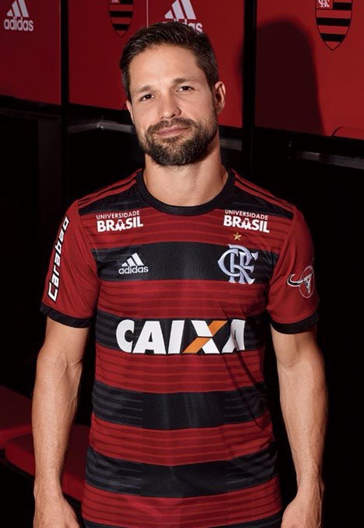 adidas Launch Flamengo 18 19 Home Shirt - SoccerBible 144887255