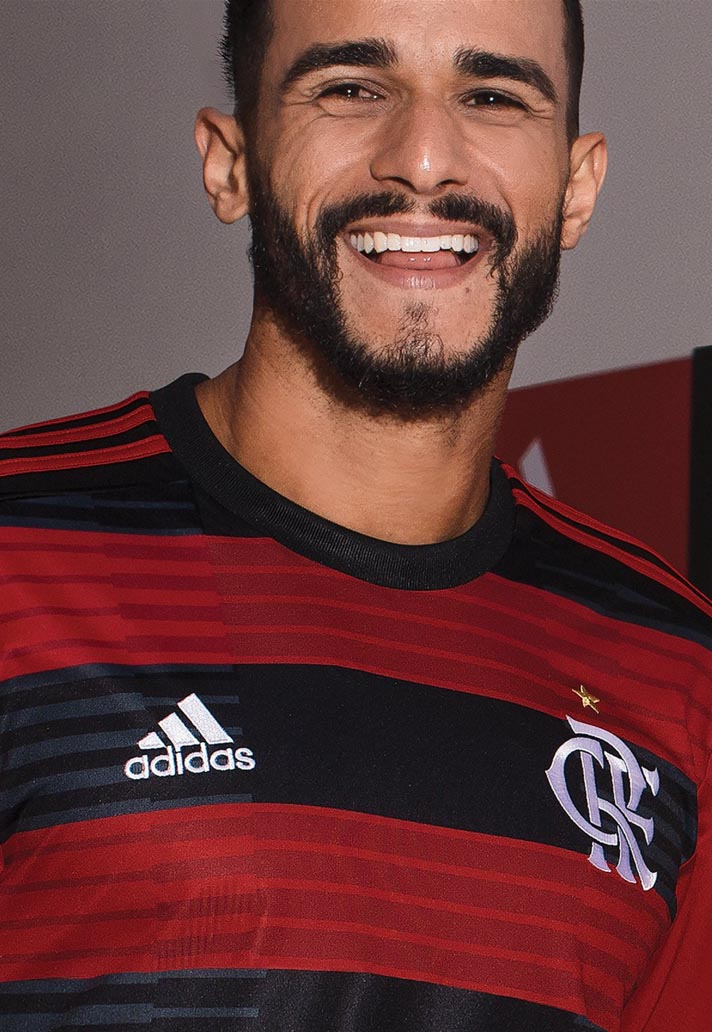 adidas Launch Flamengo 18 19 Home Shirt - SoccerBible 3da4ad58a