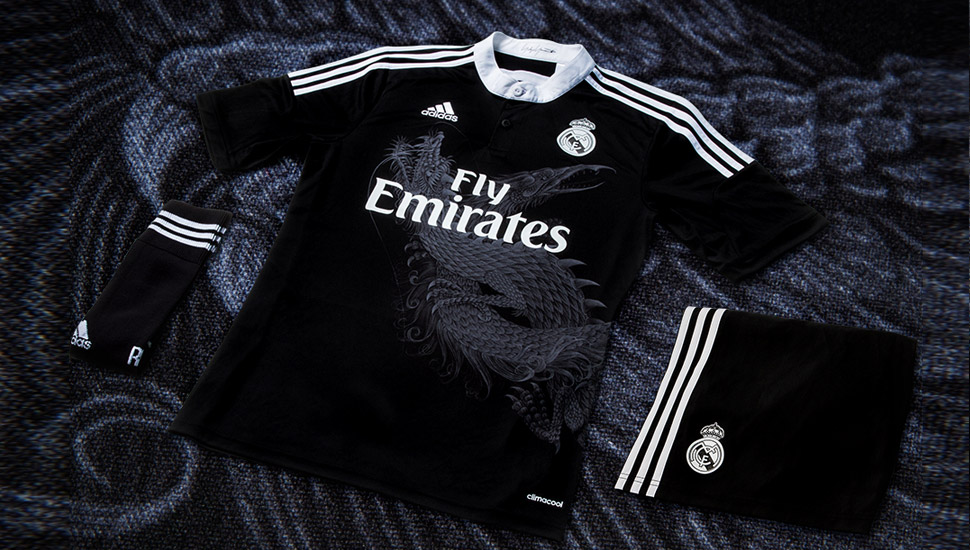 2cf0e6bff4c adidas Reveal Real Madrid 14 15 UCL Kit - SoccerBible