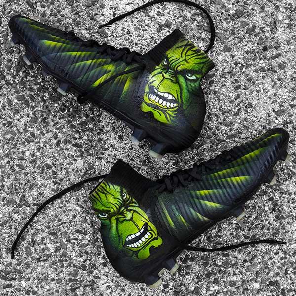 92f139bd94ba EA Unveil Custom  Anthem  Boots For Premier League Quartet - SoccerBible