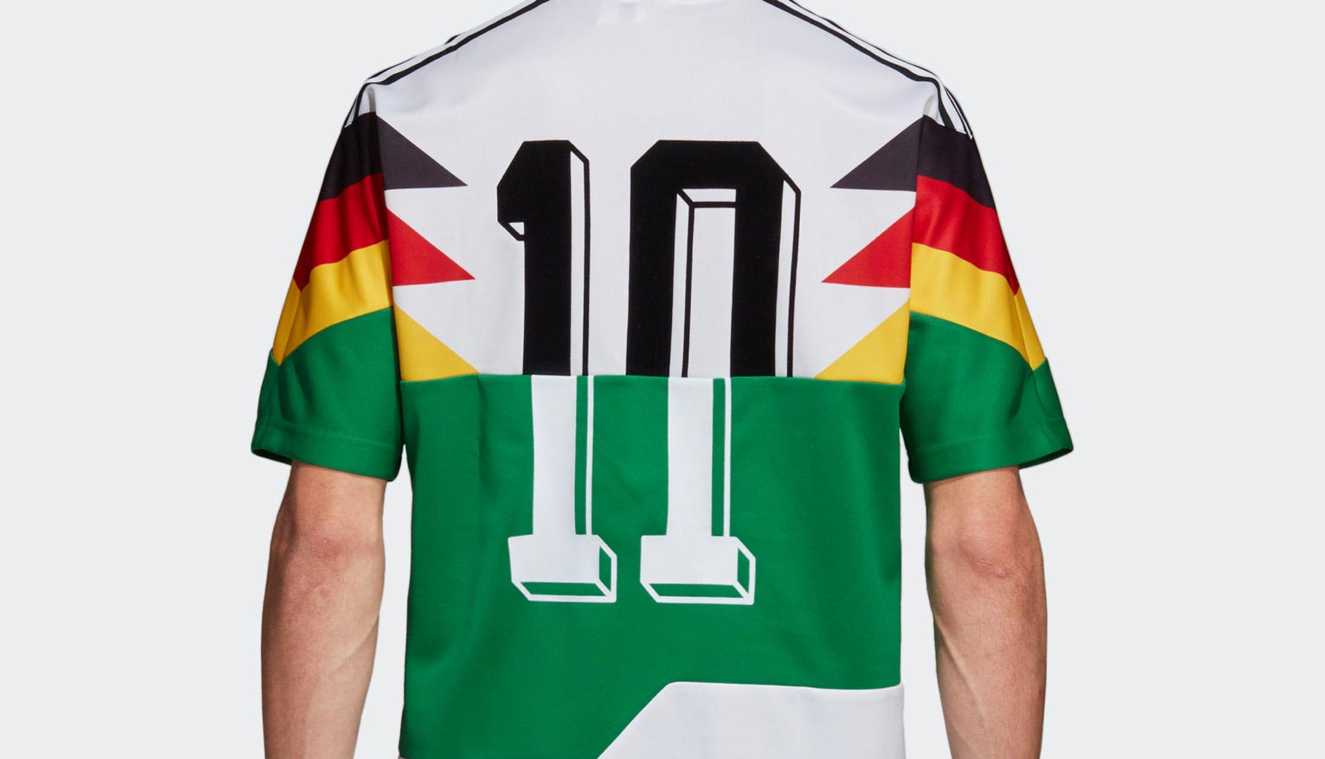 cheaper 8ef40 beb94 adidas Launch World Cup 2018 Mash Up Jerseys - SoccerBible