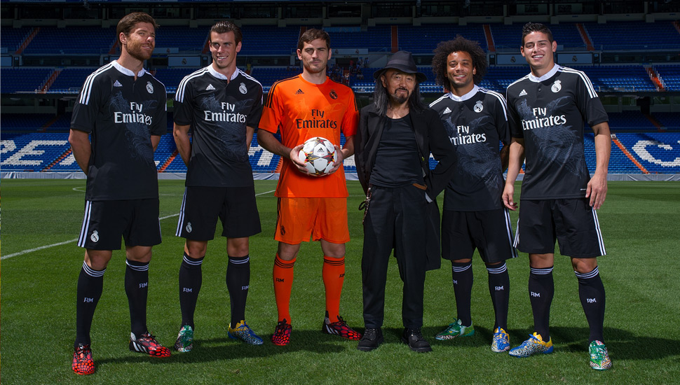 adidas Reveal Real Madrid 14 15 UCL Kit - SoccerBible 936270c49