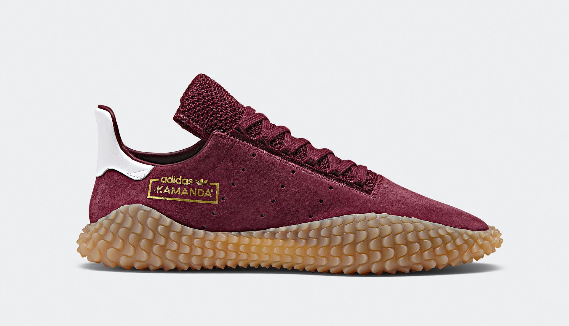 adidas Originals Launch the Kamanda SS18 Sneaker - SoccerBible 63a2dcb8af299