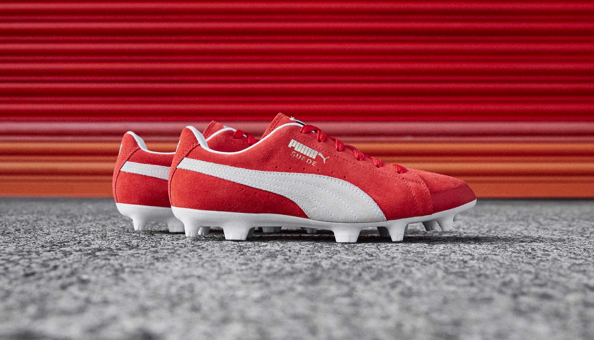1843699ac91 PUMA Launch the FUTURE Suede Pack - SoccerBible