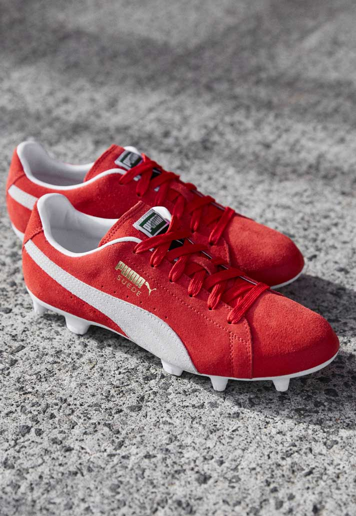 los angeles 93bf9 b7fca PUMA Launch the FUTURE Suede Pack - SoccerBible