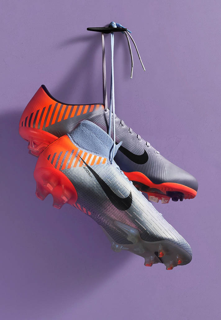 863048cb77fe5 Nike Launch The Mercurial Heritage Collection - SoccerBible
