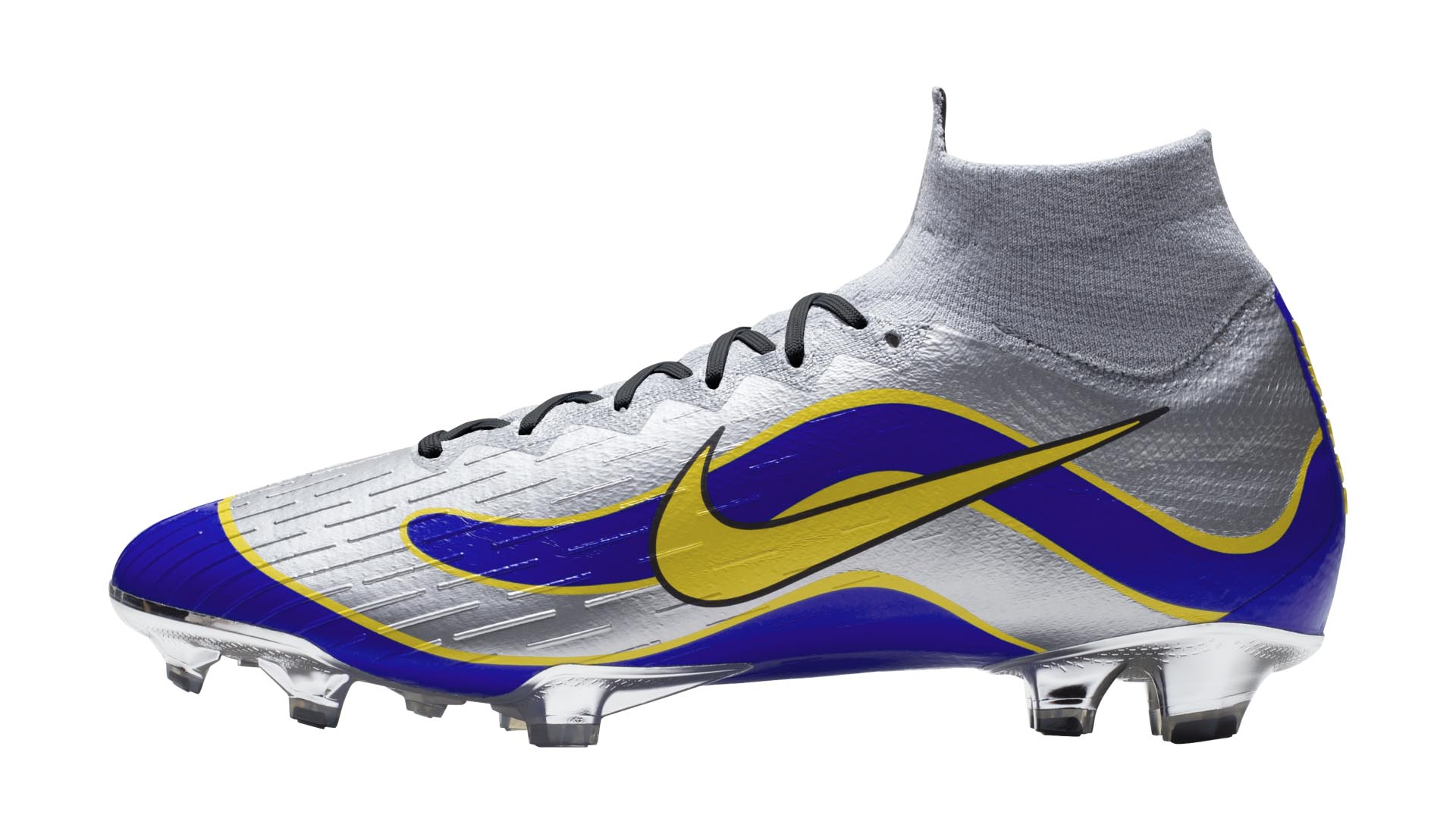 Nike Launch The Mercurial Heritage