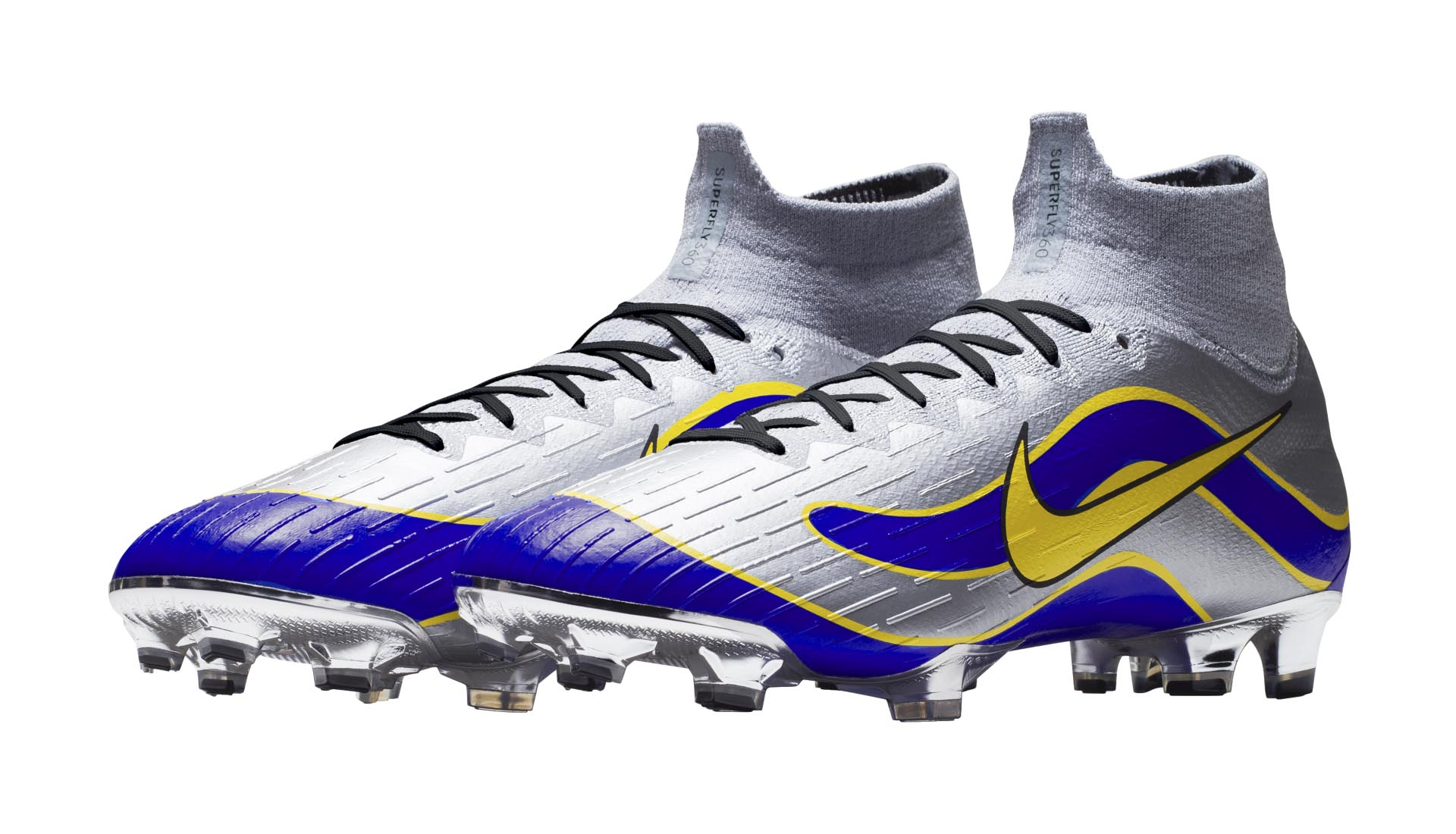7547eac7a1a Nike Launch The Mercurial Heritage Collection - SoccerBible