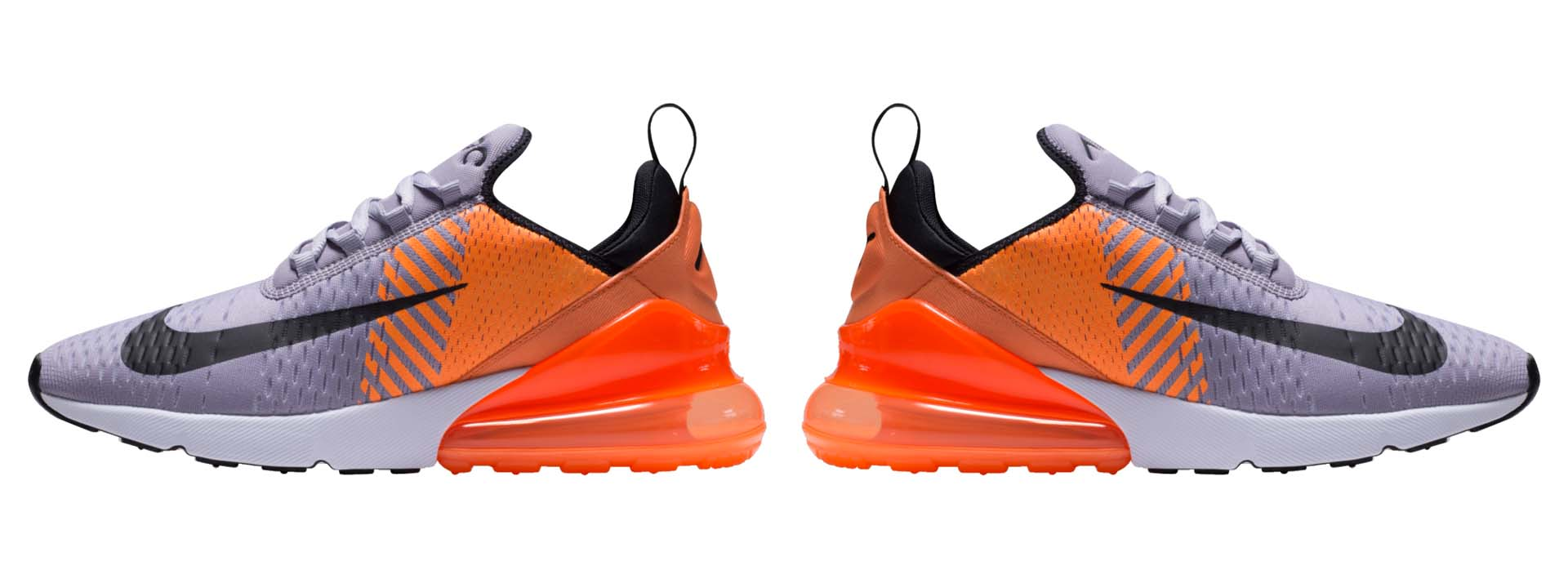 fd3af06a4a12 Nike Launch Air Max 270 Mercurial Heritage Collection - SoccerBible