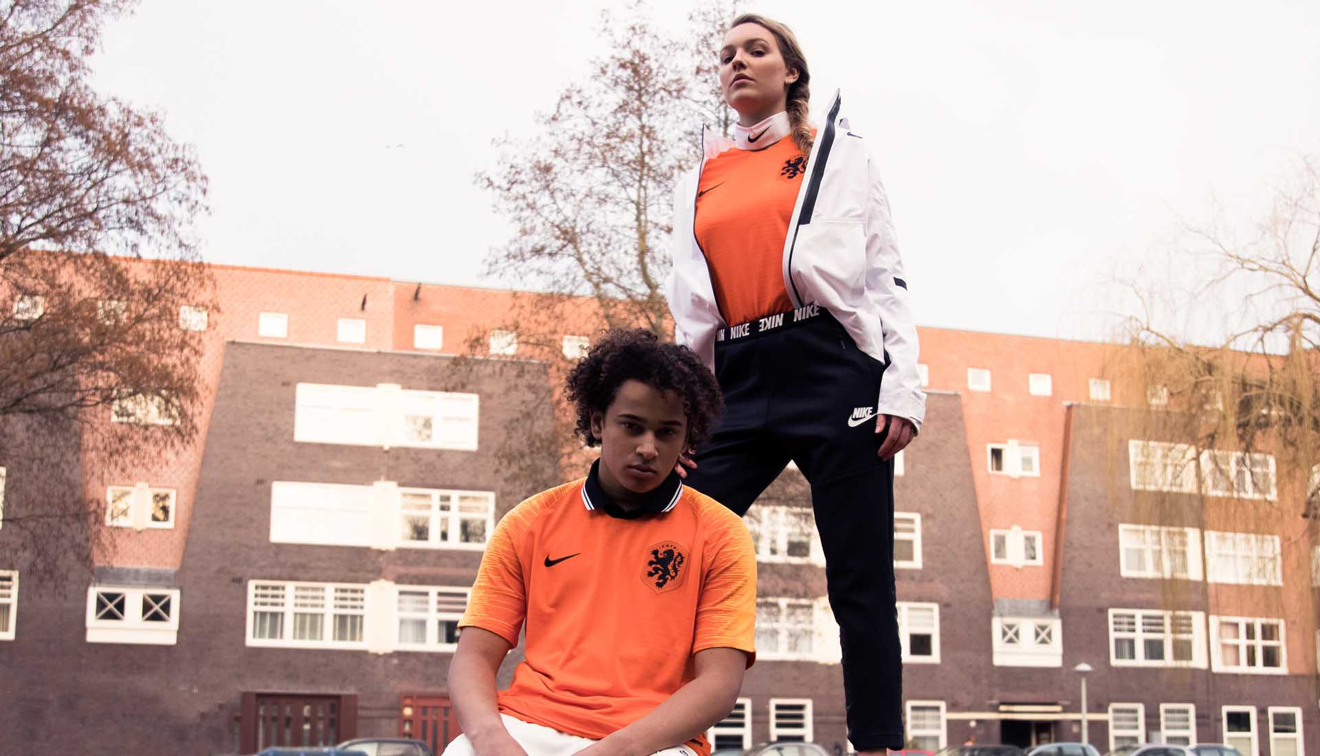 reputable site bbe91 5520f Nike Launch Netherlands 2018 Home & Away Shirts - SoccerBible