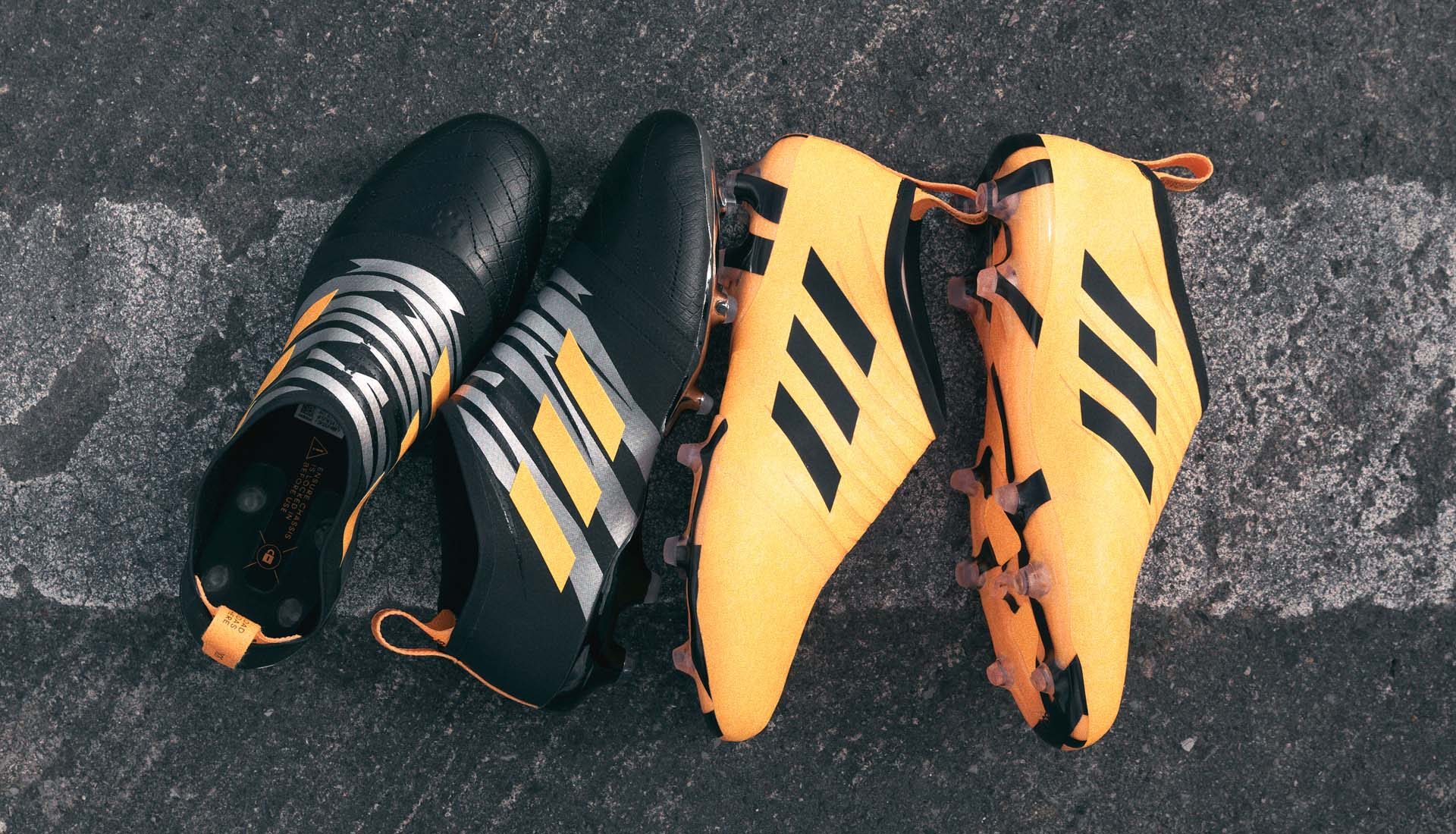 Adidas Glitch 18 Sol Boots Pack Released | Futbolgrid