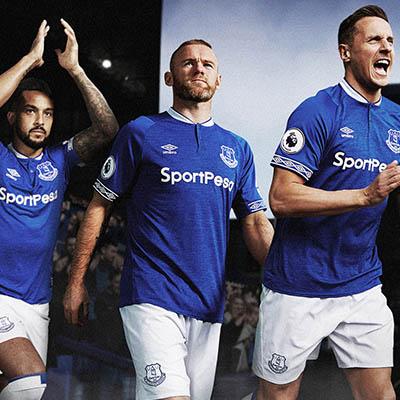 db75ee612f1 Umbro Launch Everton 18/19 Away Shirt - SoccerBible
