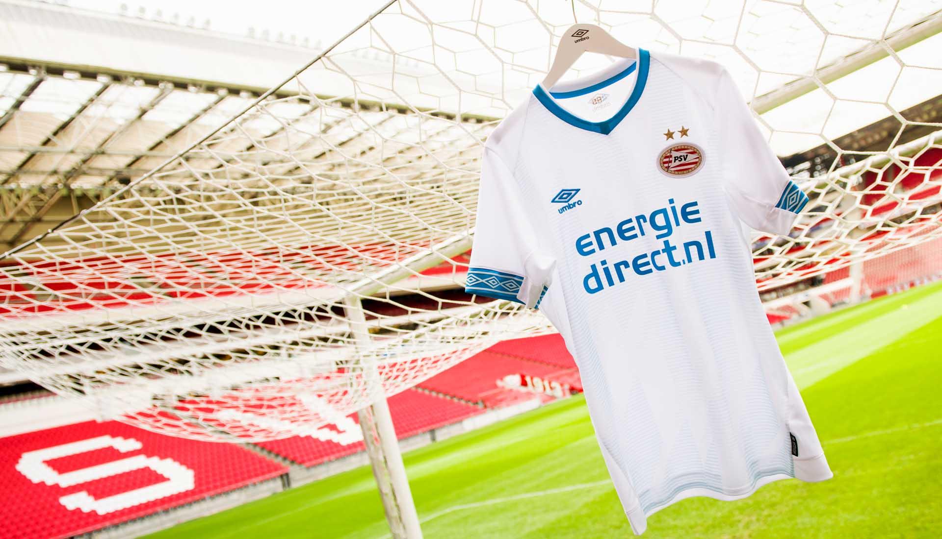 Umbro Launch Psv 2018 19 Away Shirt Soccerbible