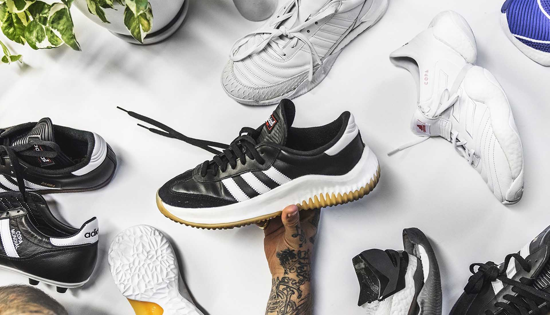 96f916abbcdc The Shoe Surgeon Creates Samba x Dame 4 Hybrid Sneaker - SoccerBible