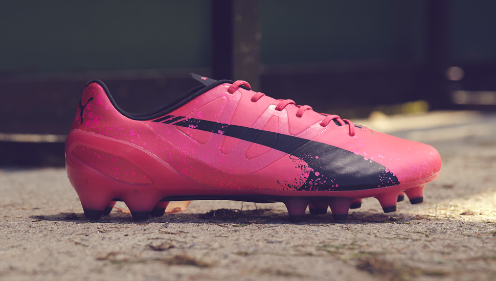 puma evopower rose
