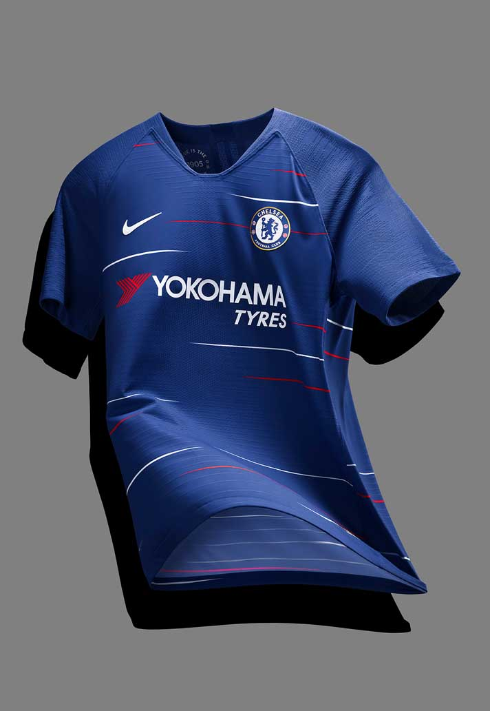 7e1fc90ad89 Nike Launch The Chelsea 2018 19 Home Shirt - SoccerBible