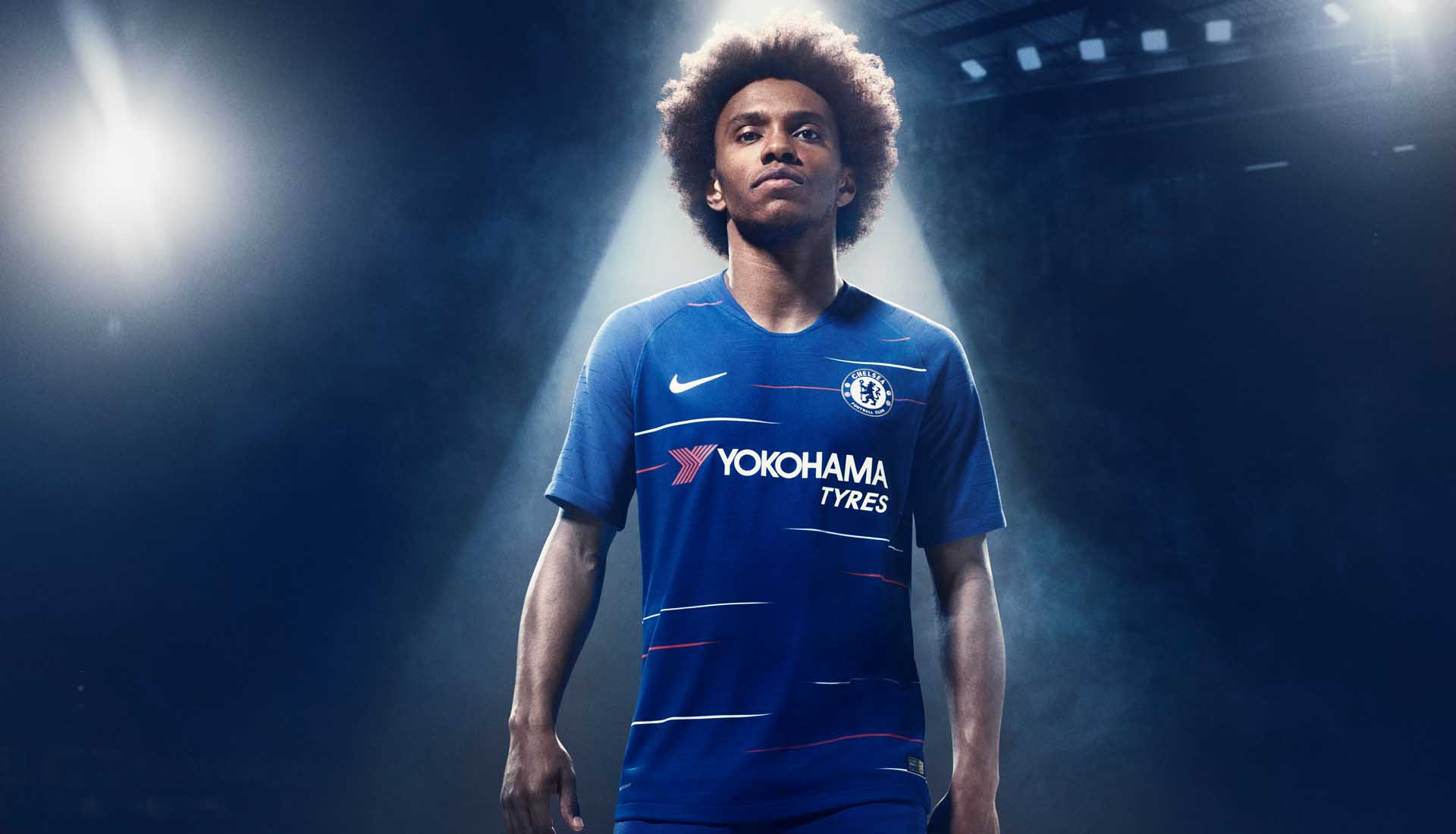 a0bd4b75f Nike Launch The Chelsea 2018 19 Home Shirt - SoccerBible
