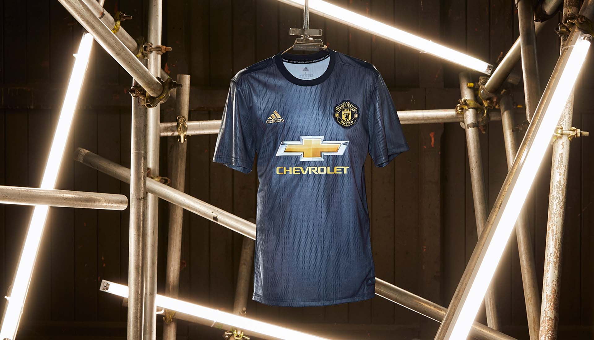 39970130cd0 adidas   Parley Launch Man United 2018 19 Third Shirt - SoccerBible.