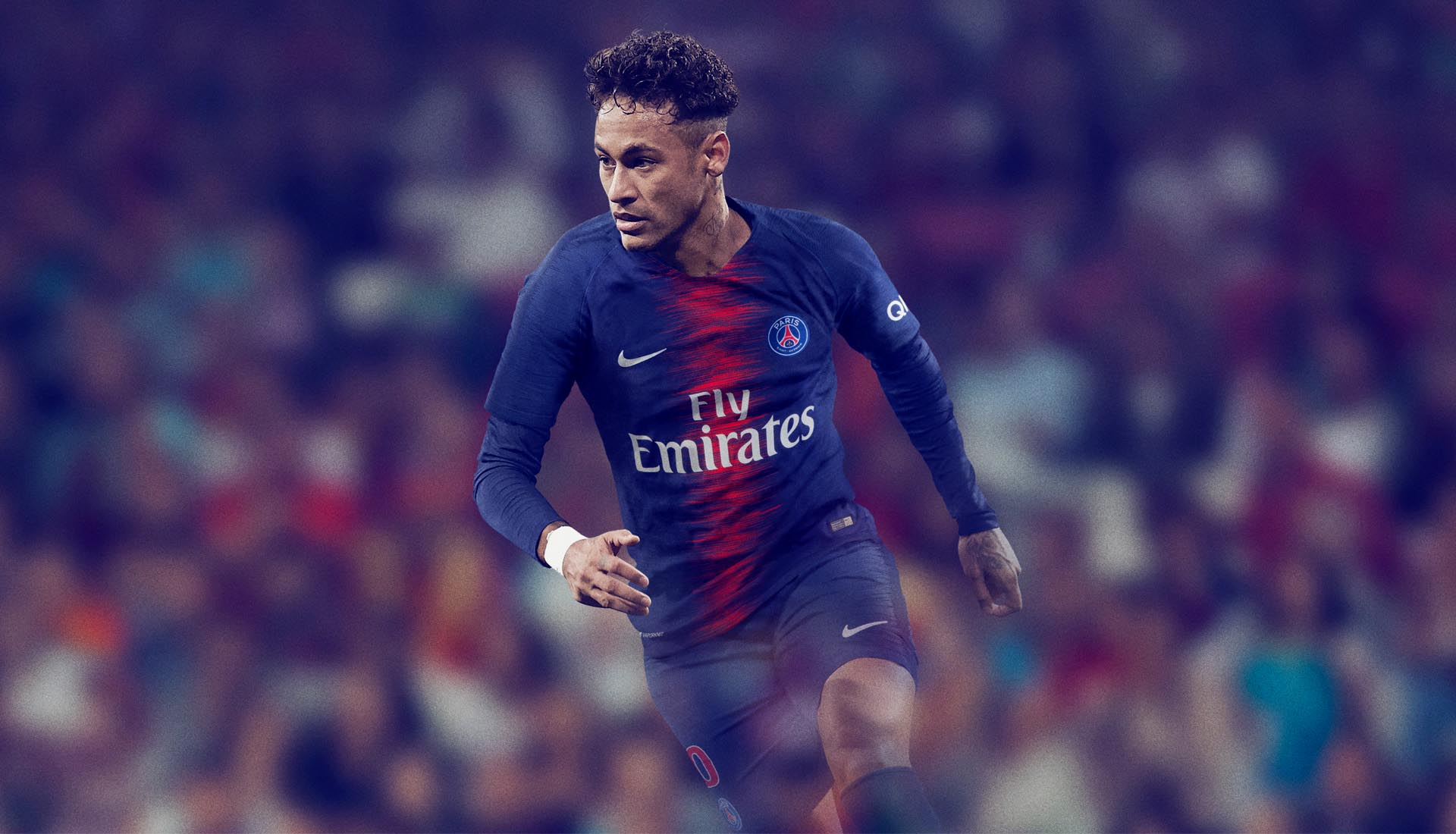 check out 14723 af9ac Nike Launch The PSG 2018/19 Home Shirt - SoccerBible