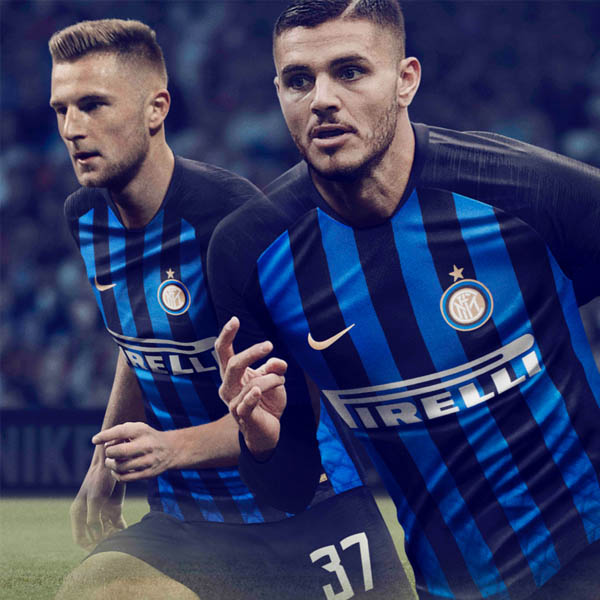 bc06407ab93a Inter Milan   Nike Launch 20th Year Anniversary Jersey - SoccerBible