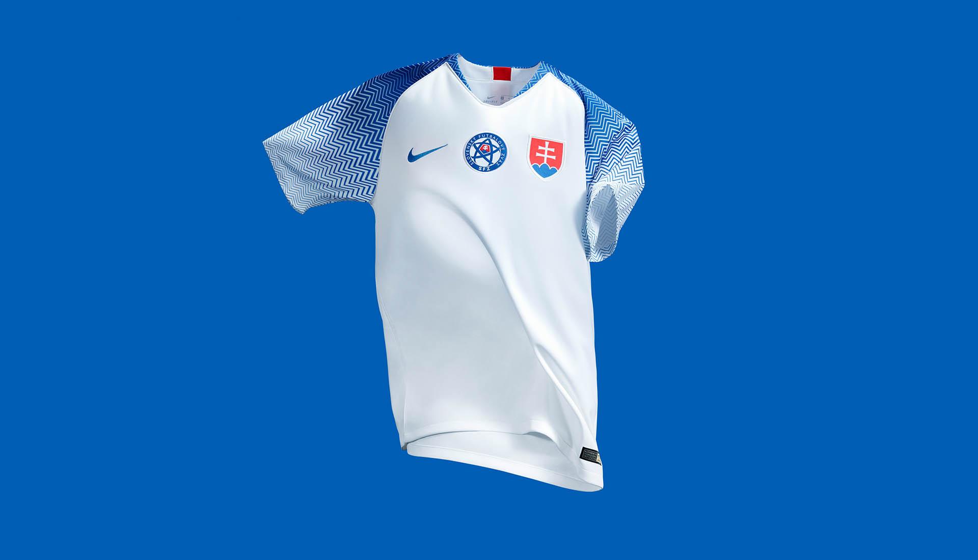 81df8e53aff Nike Launch 2018 Slovakia Home Kit - SoccerBible.