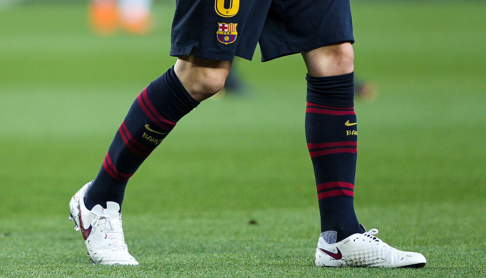 Iniesta Receives Special Edition Nike