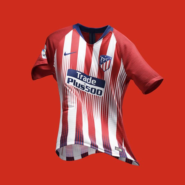 hot sale online ddb38 2661a Nike Launch Atletico Madrid 18/19 Third Shirt - SoccerBible