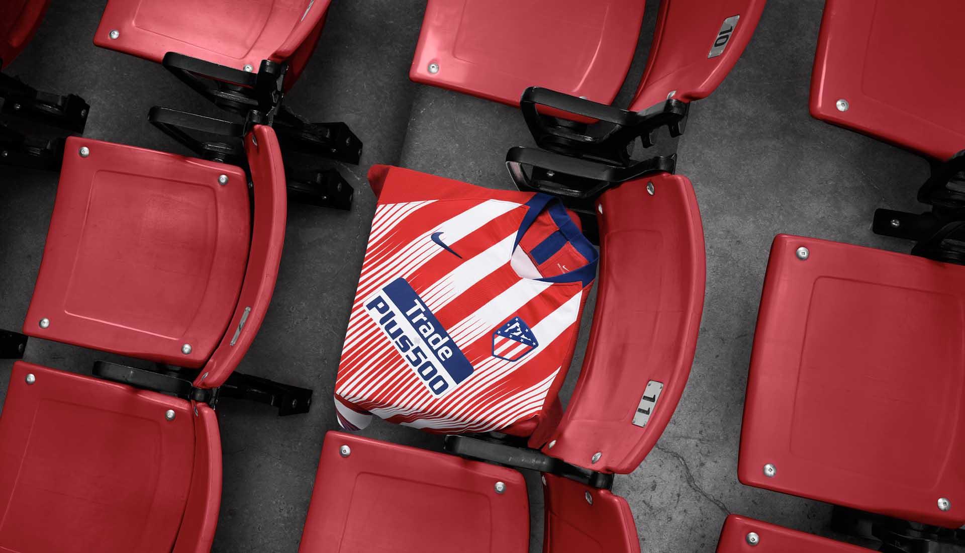 Nike Launch Atletico Madrid 2018 19 Home Shirt - SoccerBible 797badfec