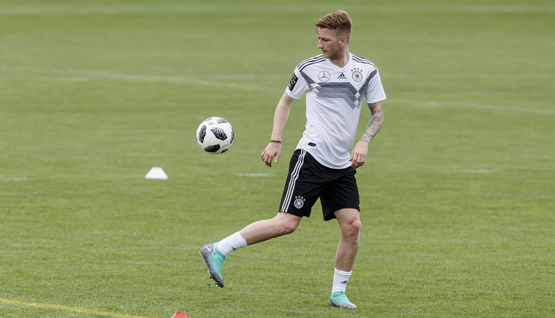 buying now release date: search for authentic Marco Reus Trains In Next-Gen PUMA Future World Cup Boots ...