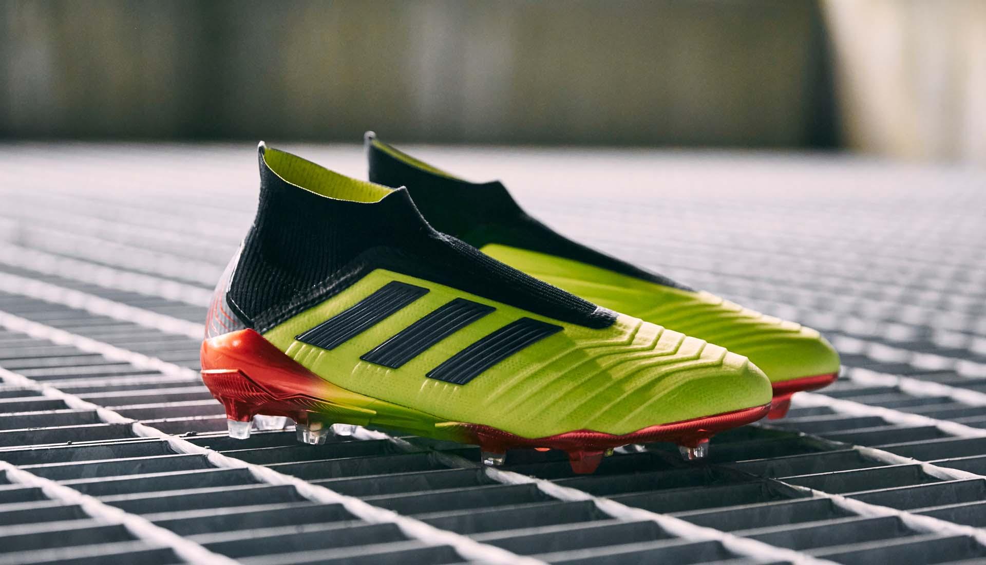 adidas Launch The Predator 18+